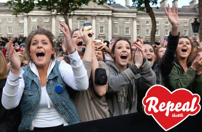 Once Catholic Ireland Celebrates Abortion Repeal Claiming Moral Triumph
